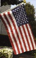 American Flag with or without Mounting Kit