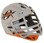 Wearable Full-Size Lacrosse Foam Helmet