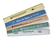 "12"" Rulers - Made from Recycled Newspapers"