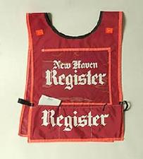 Newspaper Aprons