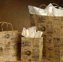 Newsprint Bags