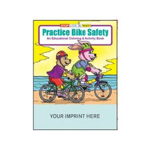 Bike Safety Coloring / Activity Book