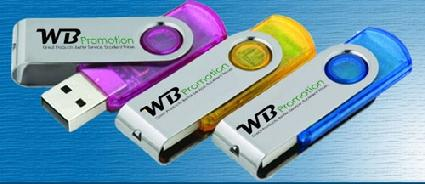 Translucent Flash Drives